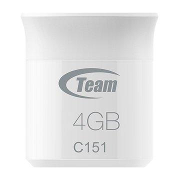 فلش مموری تیم مدل C151 ظرفیت 4 گیگابایت