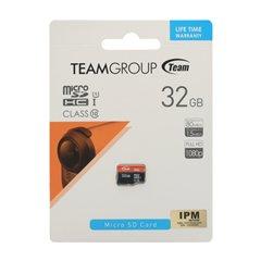 کارت حافظه Micro SDHC تیم ظرفیت 32 گیگابایت کلاس 10-1