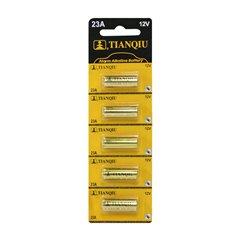 باتری 12 ولت تیان کیو مدل 23A بسته 5 عددی - 1