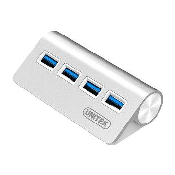 هاب 4 پورت USB 3.0 یونیتک مدل Y-3186 - 1