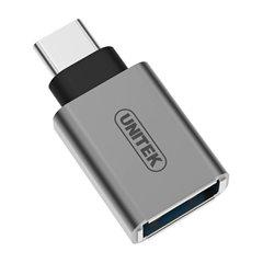 مبدل USB 3.1 Type-C به USB-A یونیتک مدل Y-A025CGY - 1