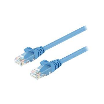 کابل شبکه اورجینال Cat 6 یونیتک مدل Y-C811ABL طول 3 متر