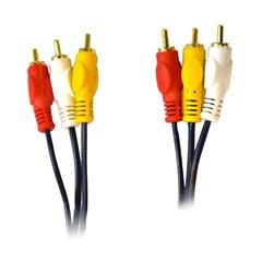 کابل 3 به 3 RCA ونوس طول 10 متر - 1