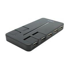 هاب 10 پورت USB ونوس مدل PV-198 - 1