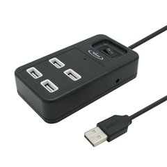 هاب 4 پورت USB ونوس مدل PV-H187 - 1