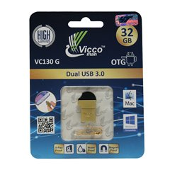فلش مموری OTG ویکومن مدل VC130 ظرفیت 32 گیگابایت - 1