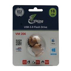 فلش مموری وایکینگ من مدل VM206 ظرفیت 16 گیگابایت - 1