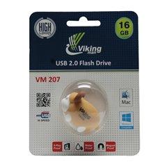 فلش مموری وایکینگ من مدل VM207 ظرفیت 16 گیگابایت - 1