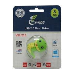 فلش مموری وایکینگ من مدل VM215 ظرفیت 8 گیگابایت - 1