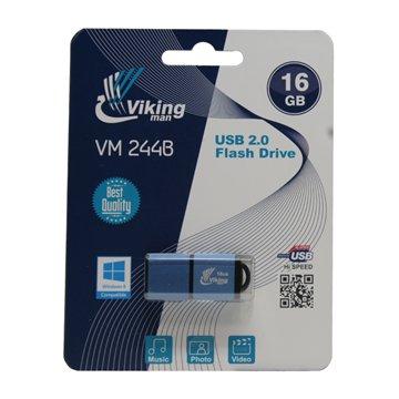 فلش مموری وایکینگ من مدل VM244 ظرفیت 16 گیگابایت