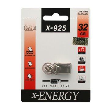 فلش مموری ایکس انرژی مدل X-925 ظرفیت 32 گیگابایت