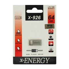 فلش مموری ایکس انرژی مدل X-926 ظرفیت 64 گیگابایت - 1
