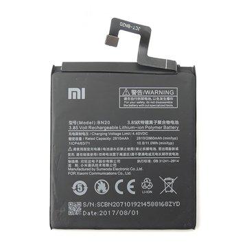 باتری اورجینال شیائومی Mi 5c مدل BN20 ظرفیت 2810 میلی آمپر ساعت