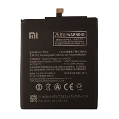 باتری اورجینال شیائومی Redmi 4A مدل BN30 ظرفیت 3030 میلی آمپر ساعت - 1