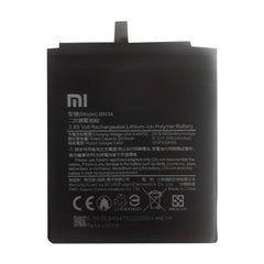 باتری اورجینال شیائومی Redmi 5A مدل BN34 ظرفیت 2910 میلی آمپر ساعت-1